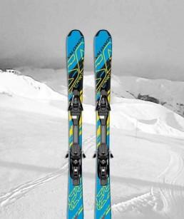 Mini Esquís
