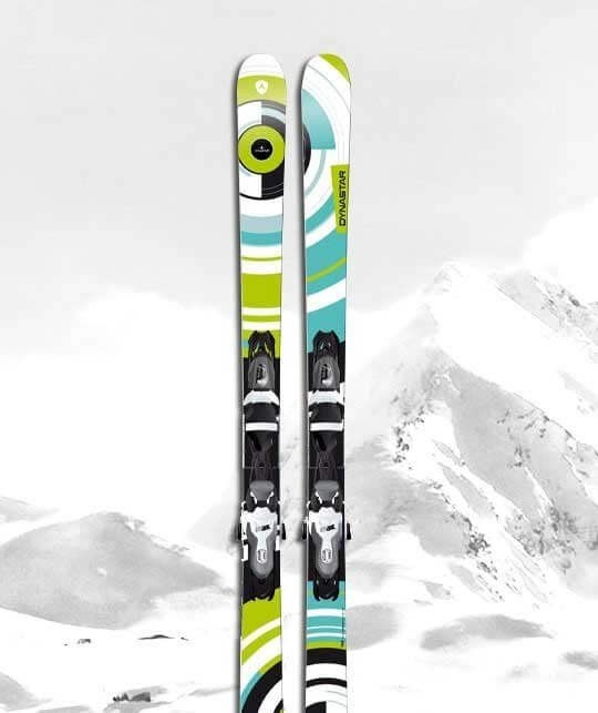 Skis Performant Homme