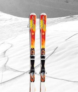 Esquí Bleu Chico (12-16 años)