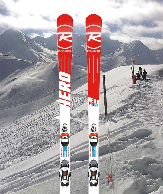 Skis Eco Man