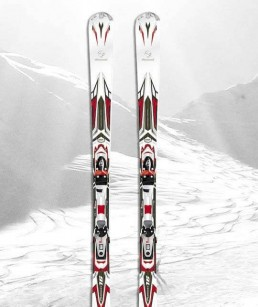Skis Gold adult