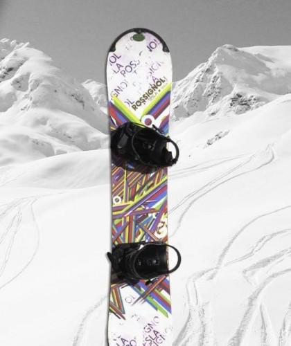 Peyragudes location Snowboard - modèle Adulte