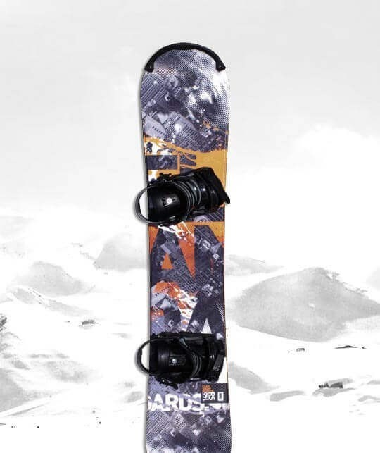 Peyragudes location Snowboard - Snow Junior+ (10-12 ans)