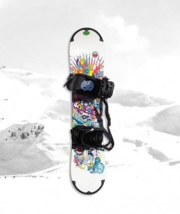 Snowboard Junior (7-10 years)