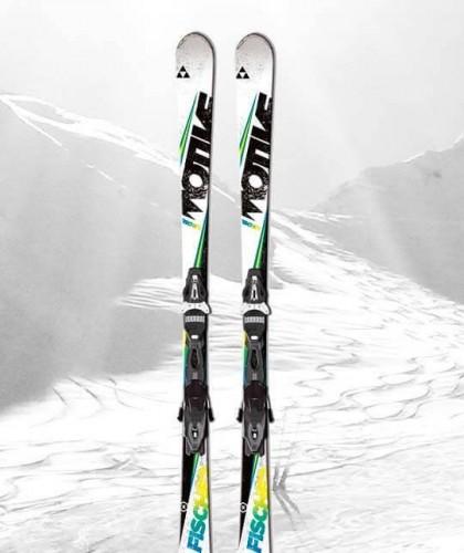 Skis Sport Man