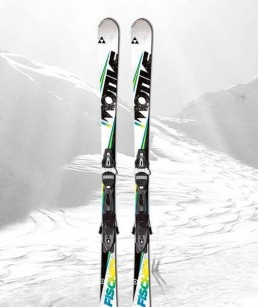 Skis Blue adult