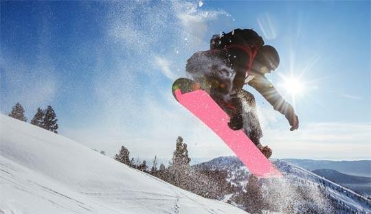 Alquiler Snowboard Peyragudes