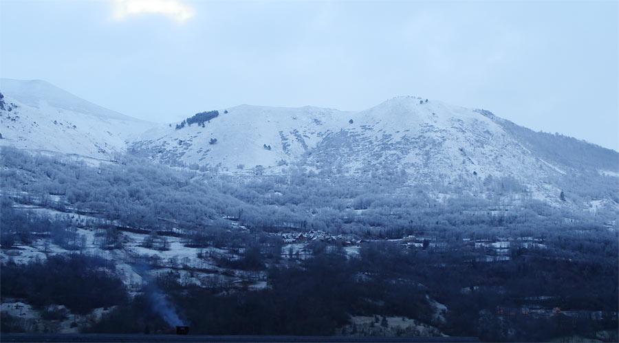 Valley of Louron - Peyragudes