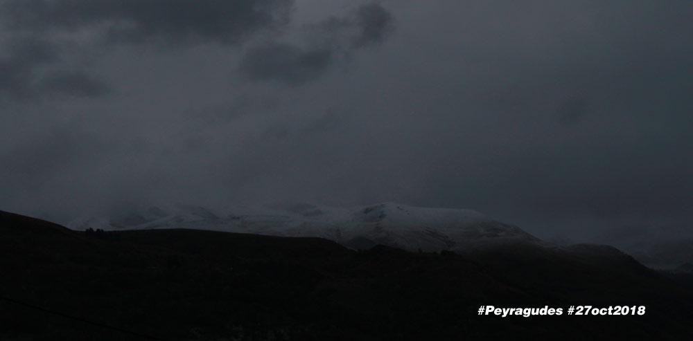 Peyragudes - 20181027 - 09h10