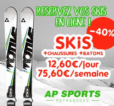 Peyragudes PROMO -40% locations ski réservées en ligne