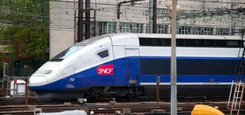 TGV Paris-Peyragudes