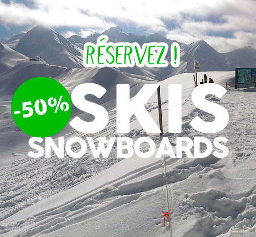 --50% sur les locations ski en ligne chez AP SPORTS