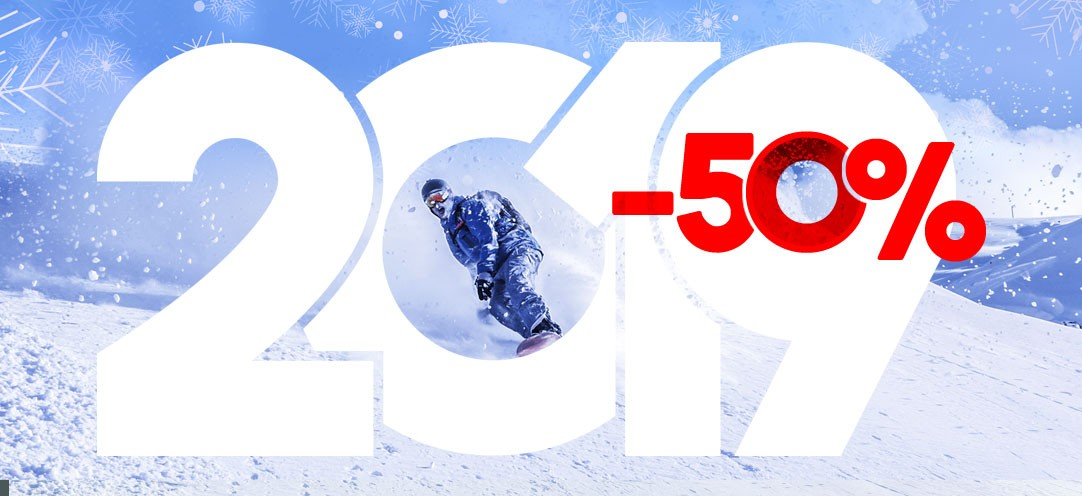Peyragudes ski rental, -50% on online bookings !