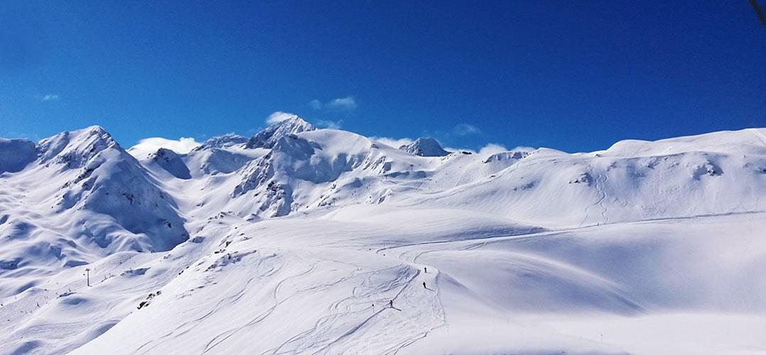 Peyragudes : hauteur de neige, qualité de la neige, pistes et remontées ouvertes, condition d'accès station, dernière chute de neige...